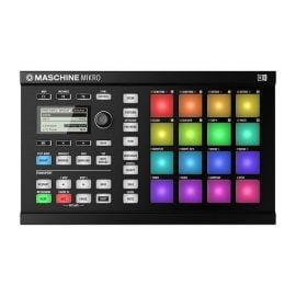 خرید-Native-Instruments-Maschine Mikro-MKII-Black
