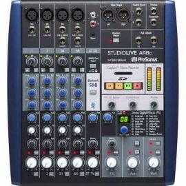 میکسر-presonus-studiolive-ar8c