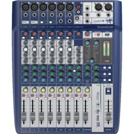 میکسر-soundcraft-signature-10