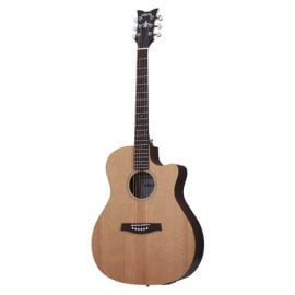 قیمت گیتار آکوستیک Schecter Deluxe Acoustic Guitar Natural Satin