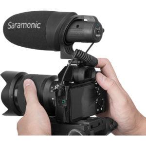 نظرات-میکروفون-saramonic-cammic+