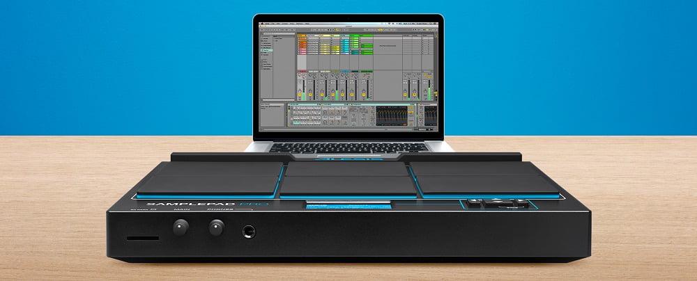 خرید-پد-درامز-الکترونیک-Alesis-مدل-SamplePad-Pro