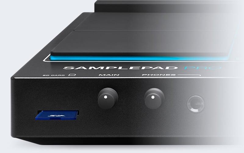 قیمت-پد-درامز-الکترونیک-Alesis-مدل-SamplePad-Pro