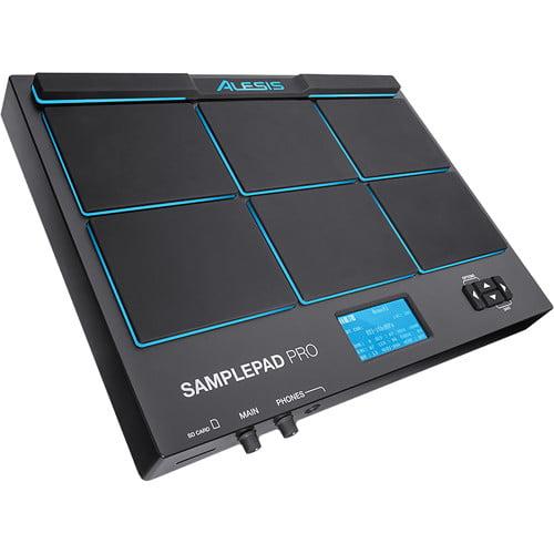 مشخصات-پد-درامز-الکترونیک-Alesis-مدل-SamplePad-Pro