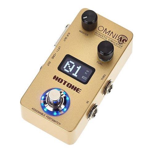 Hotone-Omni-AC-Acoustic-افکت