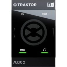 Native Instruments Traktor Audio 2 Mk2 کارت صدا