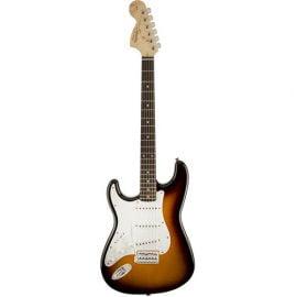 Squier-Affinity-Stratocaster-Brown-Sunburst-LH-گیتار-اسکوایر