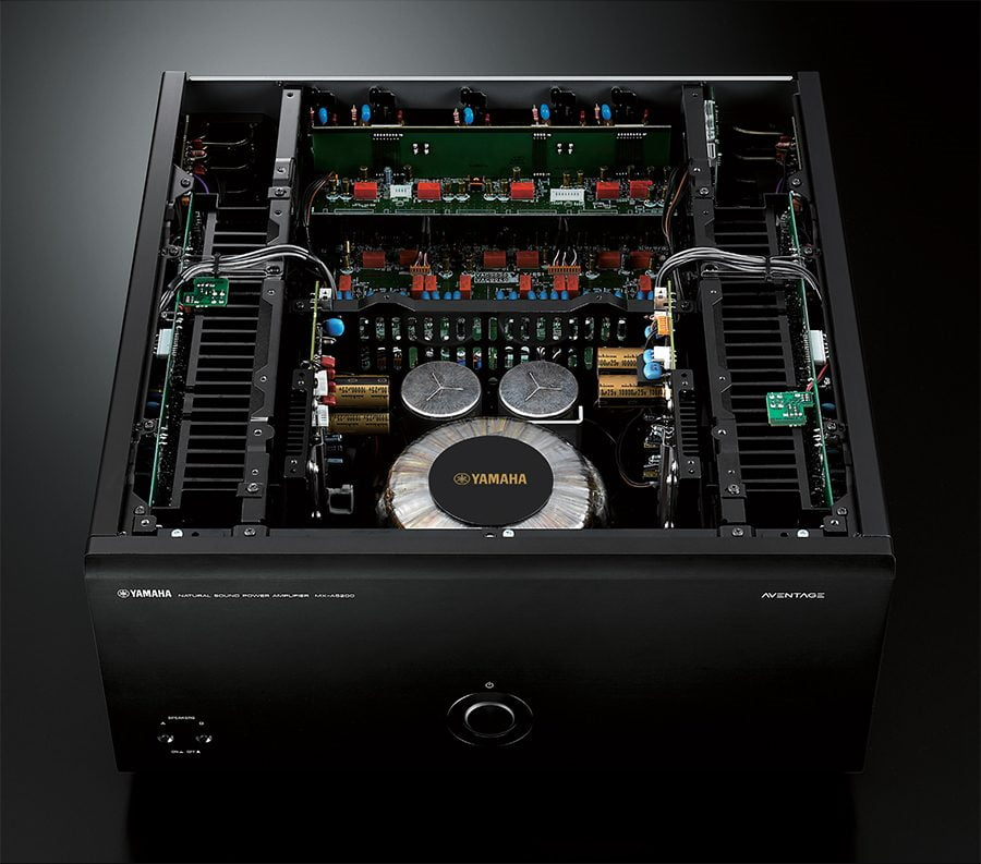 آمپلی فایر 11 کانال حرفه ای MX-A5200