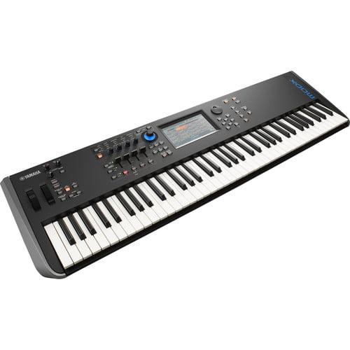 مشخصات-Yamaha-MODX7-76