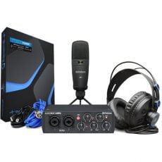 پکیج پریسونس audiobox 96 studio 25th