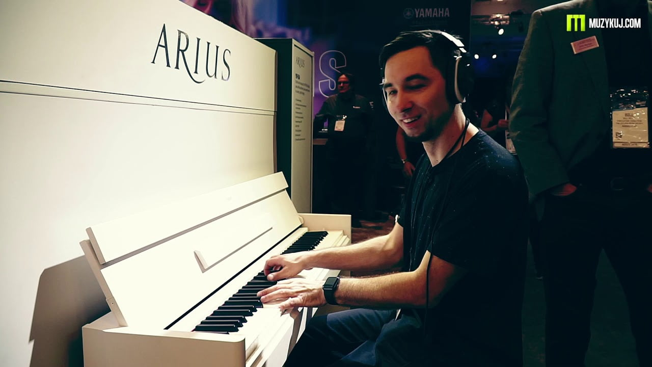 تن صدای قدرتمند پیانوی گرند CFX