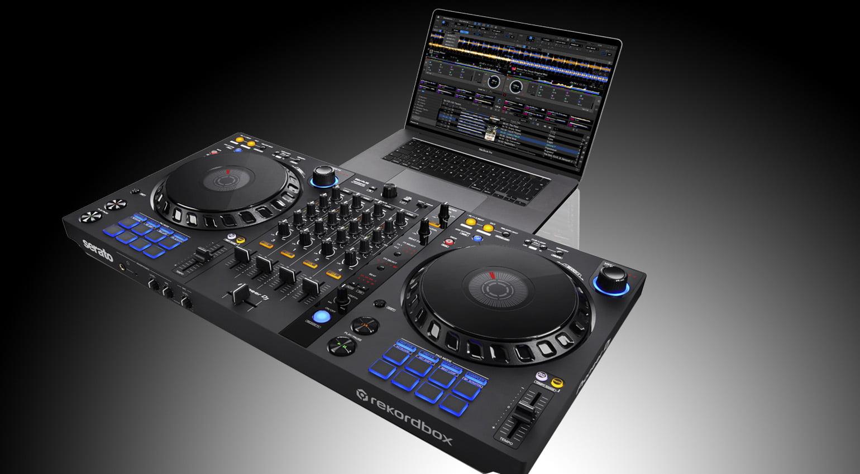 سازگاری با rekordbox و Serato DJ Pro