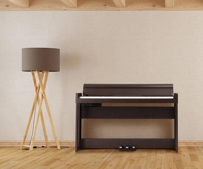 طراحی پیانو C1 کرگ