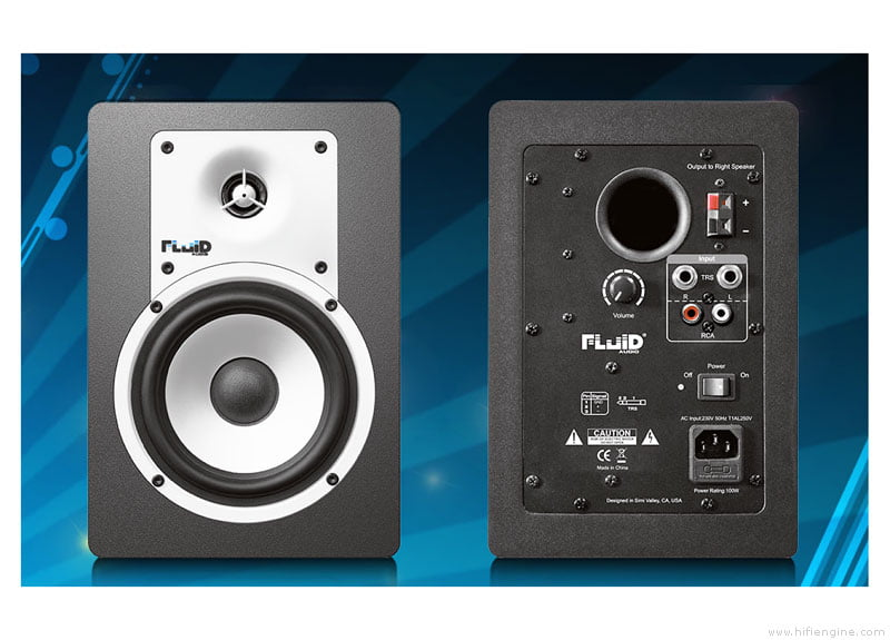 ویژگی های اسپیکر مانیتورینگ Fluid Audio C5 BT