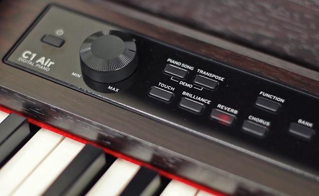 ویژگی های پیانو دیجیتال Korg C1