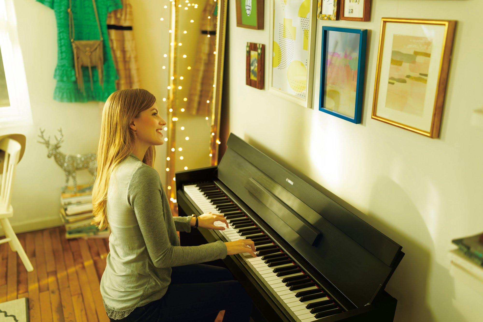 پیانویی مخصوص هنرجویان موسیقی
