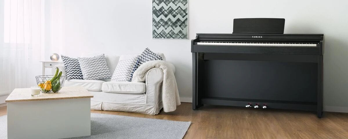 پیانو دیجیتال یاماها CLP 625 سازی ایده آل