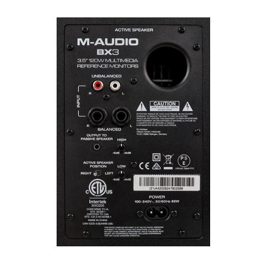 m-audio bx3 خرید