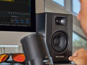 m-audio bx3 قیمت