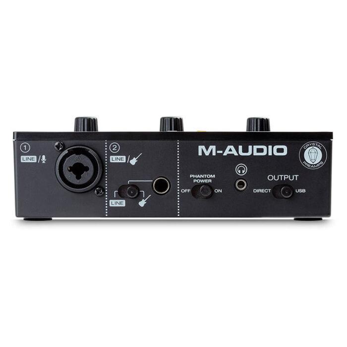 قیمت کارت صدا m-audio m-track solo