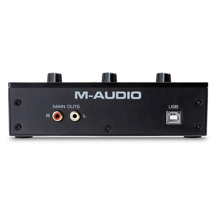مشخصات کارت صدا m-audio m-track solo