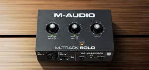 m audio m track solo قیمت