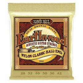 Earthwood 8020 Br Folk Nylon Bal End