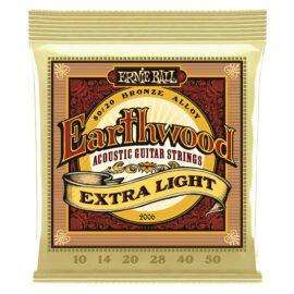 Ernie Ball Earthwood 8020 Bronze Medium 10-50-سیم