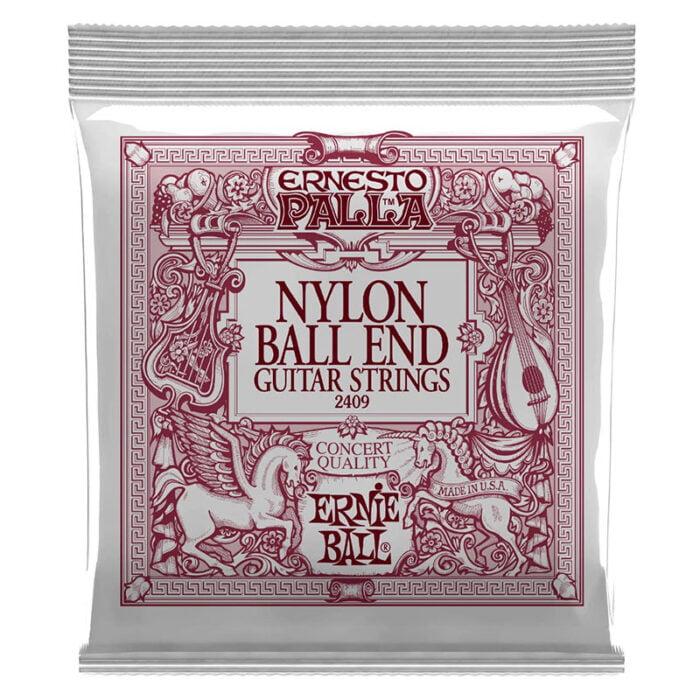 Ernie Ball Ern Palla clear & Gold Ball End-سیم