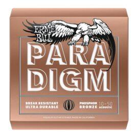 Ernie Ball Extra Paradigm Phosphor Bronze 10-50