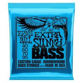 Ernie Ball Extra Slinky Nickel Wound Bass 40-95