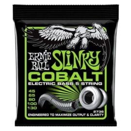 Ernie Ball Regular Slinky Cobalt Electric Bass 45-130