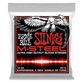 Ernie Ball Skinny Top Heavy Bottom Slinky M-Steel