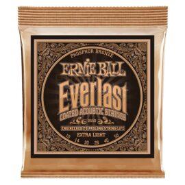 Ernie-ball-Everlast-Coat Ph-Br-Extra-Light-10-50-سیم-گیتار