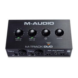 m-track duo بررسی