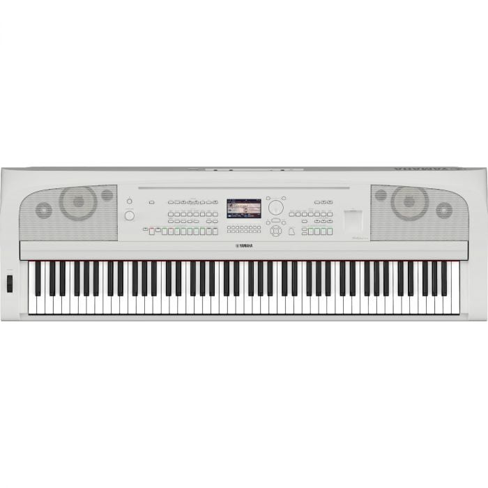 مشخصات-Yamaha-DGX-670