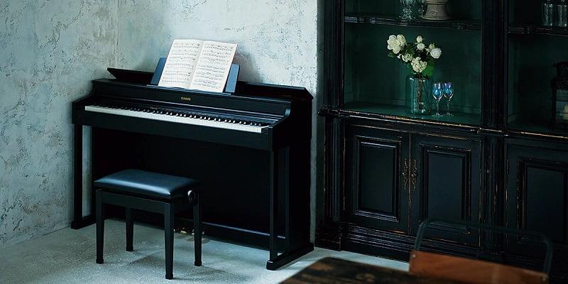 ویژگی های پیانو دیجیتال Casio AP 470