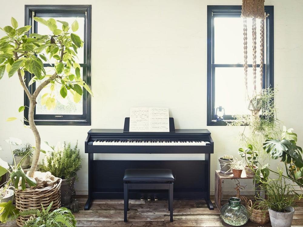 ویژگی های پیانو Casio AP 270