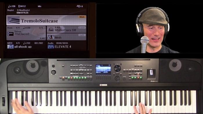 پیانویی با قابلیت های ویژه