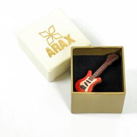 پیکسل طرح گیتار الکتریک