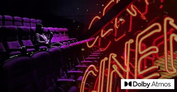 dolby Atmos® and Dolby Atmos