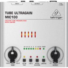 MIC100-Tube-بهرینگر